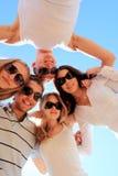 Gelukkige jonge mensen Stock Fotografie