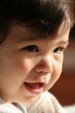 Gelukkige Jongen 3 van de Baby stock afbeelding