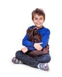 Gelukkige jongen Royalty-vrije Stock Foto