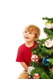 Gelukkige Kerstmis Royalty-vrije Stock Foto