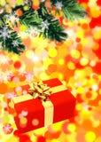 Gelukkige Kerstmis! Stock Foto