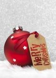 Gelukkige Kerstmis Royalty-vrije Stock Fotografie