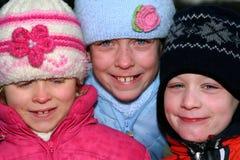 Gelukkige kinderen royalty-vrije stock fotografie