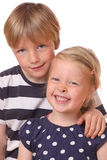 Gelukkige kinderen stock fotografie