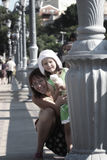 Gelukkige kinderjaren Royalty-vrije Stock Foto