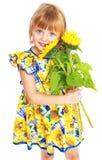 Gelukkige kinderjaren Royalty-vrije Stock Foto's