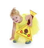Gelukkige kinderjaren royalty-vrije stock afbeeldingen