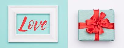 Gelukkige Moeder` s Dag, Vrouwen` s Dag, de Dag van Valentine ` s of Verjaardagsachtergrond De Kleurenvlakte van het pastelkleur  Royalty-vrije Stock Afbeeldingen