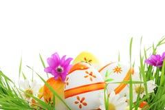 Gelukkige Pasen stock foto's