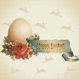 Gelukkige Pasen! Stock Afbeeldingen