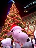 Gelukkige Snoopy stock foto's