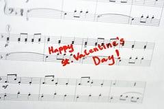 Gelukkige St Valentijnskaartendag Royalty-vrije Stock Afbeeldingen