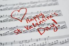 Gelukkige St Valentijnskaartendag Royalty-vrije Stock Fotografie