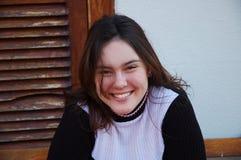 Gelukkige student #2 Royalty-vrije Stock Afbeelding