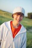 Gelukkige Tiener stock fotografie