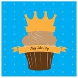 Gelukkige Vaderdag Royalty-vrije Stock Fotografie