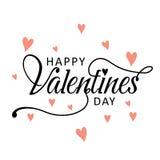 Gelukkige valentijnskaartendag Royalty-vrije Stock Foto's