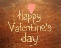 Gelukkige valentijnskaartendag Royalty-vrije Stock Afbeeldingen