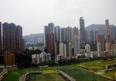Gelukkige Vallei, het Eiland van Hongkong Stock Foto