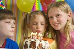 Gelukkige Verjaardag Stock Fotografie