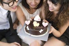 Gelukkige verjaardag! Stock Foto's