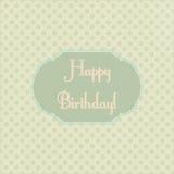 Gelukkige Verjaardag! vector illustratie