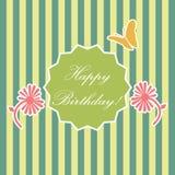 Gelukkige Verjaardag! royalty-vrije illustratie