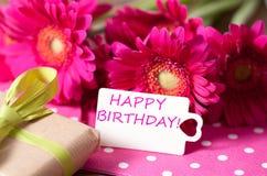 Bloemen Gelukkige Verjaardag Voorraadbeelden Download 5 901