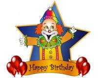 Gelukkige verjaardag royalty-vrije illustratie