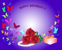 Gelukkige Verjaardag!! Stock Foto's