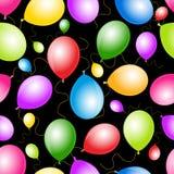 Gelukkige verjaardag en partijachtergrond vector illustratie
