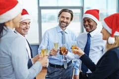 Gelukkige viering Stock Fotografie