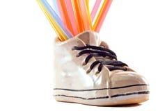 Gelukkige voeten Stock Fotografie