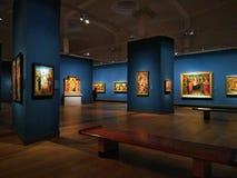 Gemäldegalerie Berlijn royalty-vrije stock fotografie