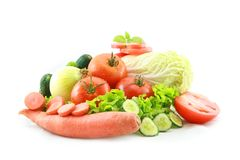 Gemüse 1 Lizenzfreies Stockbild