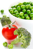 Gemüse. Lizenzfreie Stockfotografie