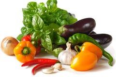 Gemüse. stockbild