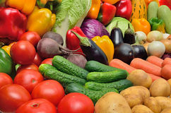 Gemüse stockfotografie