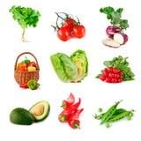 Gemüse. stockfotografie