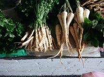 Gemüse auf dem Markt Stockfotografie