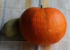 Gemüse auf einem Tuch Lizenzfreies Stockfoto