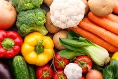 Gemüse. Biologisches Lebensmittel. Stockbilder