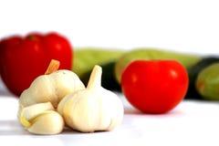Gemüse in der Gruppe Lizenzfreie Stockfotografie