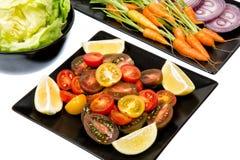 Gemüse - 5 ein Tag Lizenzfreie Stockfotos