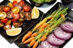 Gemüse - 5 ein Tag Lizenzfreies Stockfoto