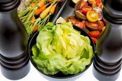 Gemüse - 5 ein Tag Lizenzfreie Stockbilder