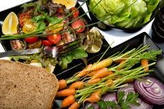 Gemüse - 5 ein Tag Lizenzfreies Stockbild