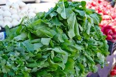 Gemüse für Verkauf Stockfoto