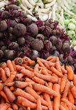 Gemüse am Markt Lizenzfreie Stockfotografie