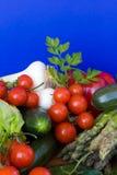 Gemüse-Mischung stockfotos